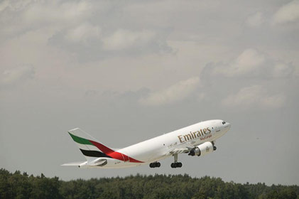 Emirates SkyCargo will launch weekly services to Djibouti with the Airbus A310-300F freighter from 18 February, 2007.