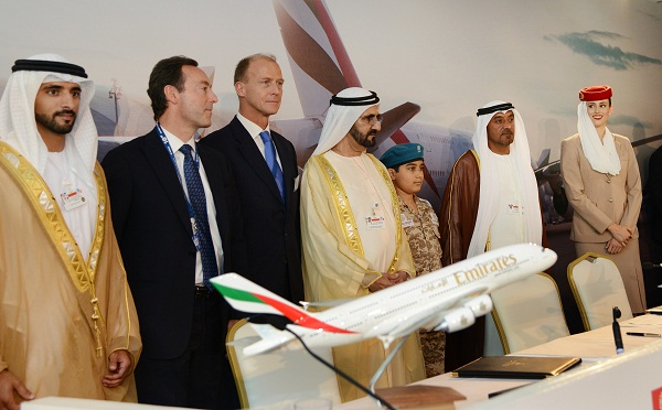Emirates CEO sees FY profit, wants Boeing compensation - FlashInfoNg