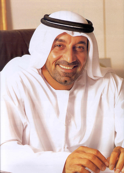 His Highness (H.H) Sheikh Ahmed bin Saeed Al Maktoum, Chairman and Chief Executive, Emirates Airline and Group