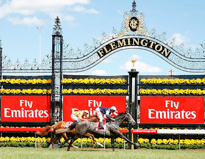 Melbourne cup carnival is here