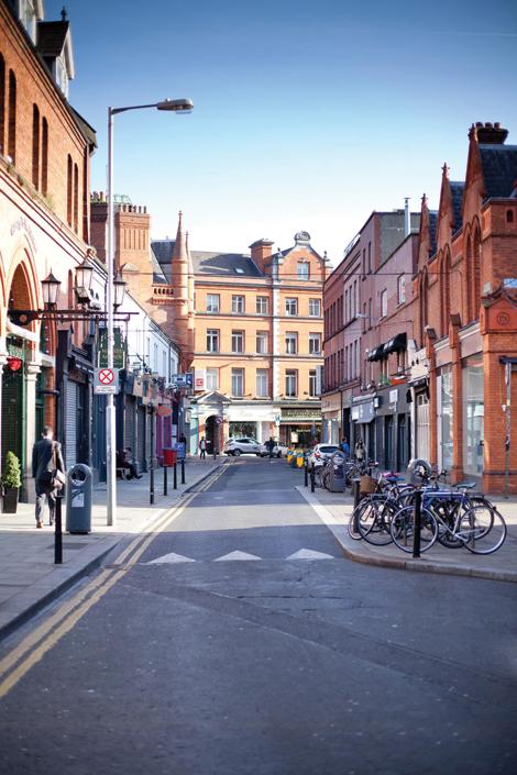 Drury Street, Dublin