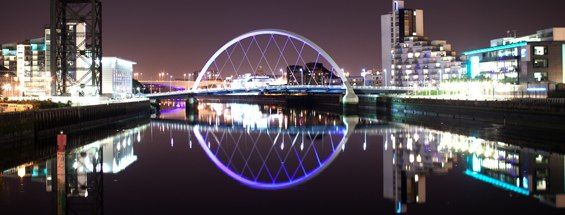 Flights to Glasgow