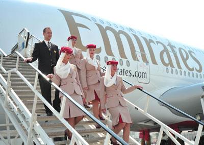 Emirates Sparks A380 Activity Across the Globe