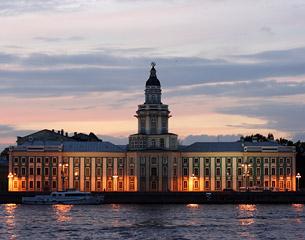 الرحلات إلى سان بطرسبرغ