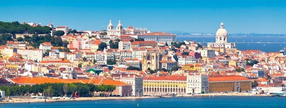 Vuelos con destino a Lisboa