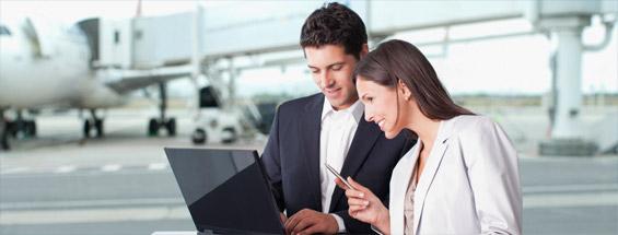 Confirmación de consulta sobre viajes corporativos