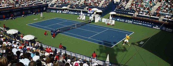 Campeonatos de tenis de Dubai