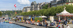 Geneva - Hotels, Restaurants, Bars and Galleries