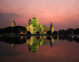 Flights to Kolkata, India
