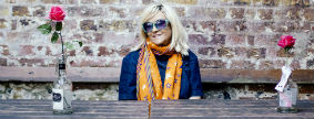 Lunch with Annie Nightingale at The Engineer, London