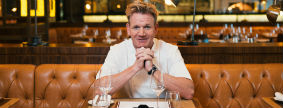 Lunch With Gordon Ramsay, Bread St Kitchen