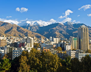 Flights to Tehran, Iran