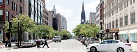 Newbury Street, Boston