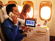 Telemóvel e dados em roaming