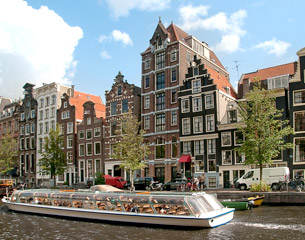 Flights to Amsterdam, Netherlands