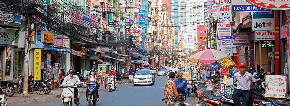 District 3, Ho Chi Minh City, Vietnam | Open Skies Article
