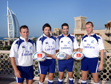 IRB Referees and Match Officials
