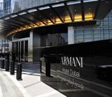 Отель Armani Hotel Dubai