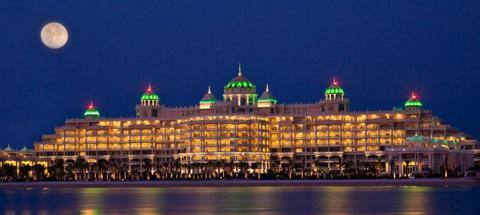 Предложение от Эмирейтс и Kempinski Hotel & Residences Palm Jumeirah
