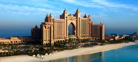 Специальное предложение Эмирейтс и курорта Atlantis, The Palm в Дубае