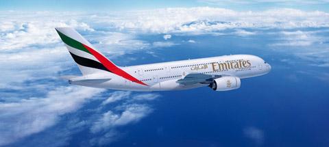 Летайте из Москвы в Дубай на Эмирейтс А380