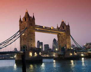 الرحلات الجوية إلى لندن، المملكة المتحدة