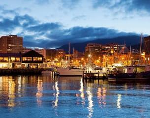 Flights to Hobart, Australia