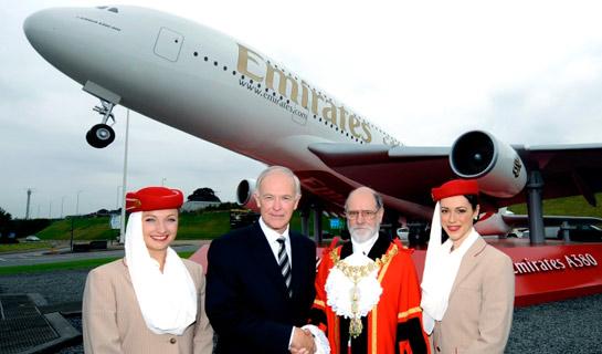 Emirates Unveils London's Newest Landmark