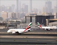 Emirates Celebrates Arrival Of First A380
