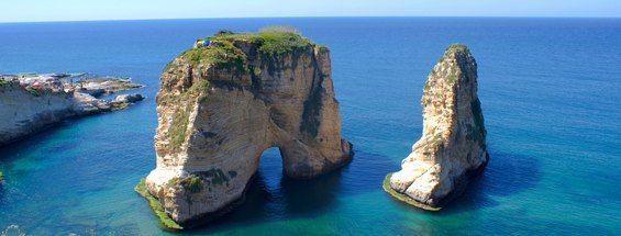 Vols à destination de Beyrouth
