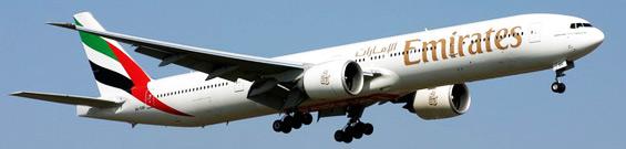 Boeing 777-300ER Emirates