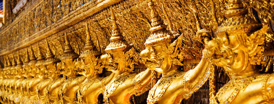 Vols vers Bangkok