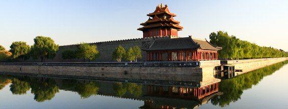 Vols vers Pékin