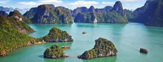 الرحلات إلى فيتنام