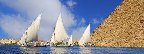 Vols pour Le Caire
