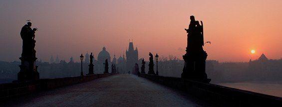 Vols à destination de Prague