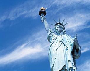 Vols à destination de New York (États-Unis)