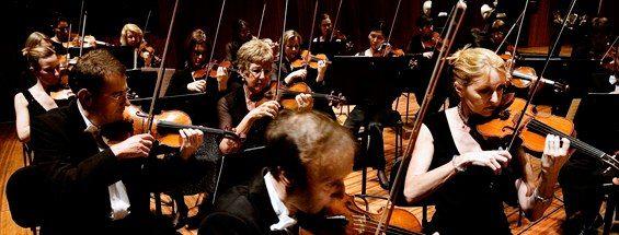 Orchestres symphoniques d'Australie
