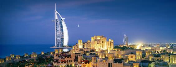 Dubai'yi Keşfedin