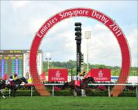 Emirates Signapore Derby