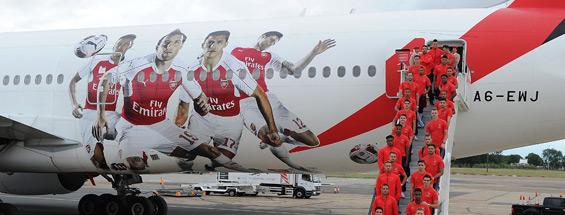 Arsenal FC and Emirates Stadium