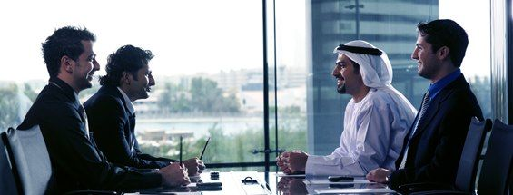 Working in Dubai