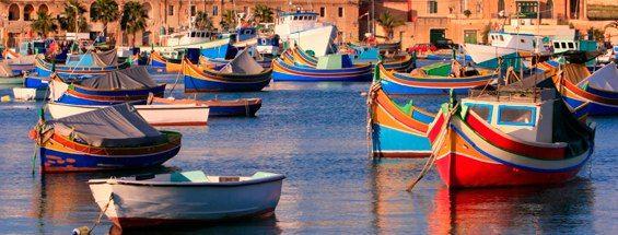 Flights to Malta
