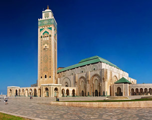 Flights to Casablanca, Morocco