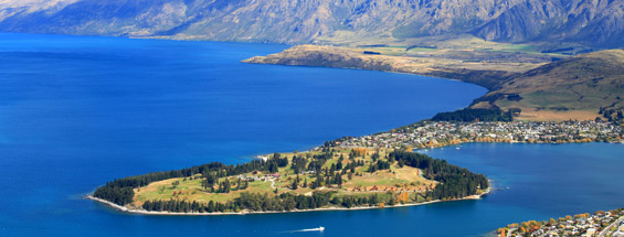 Flights to Queenstown