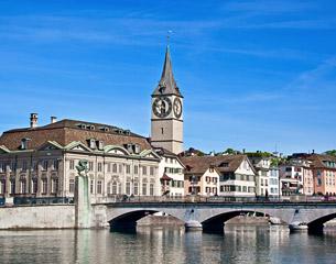 Flights to Zürich, Switzerland