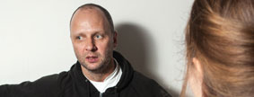 Lunch with Simon Rogan at The Cornerhouse, Manchester