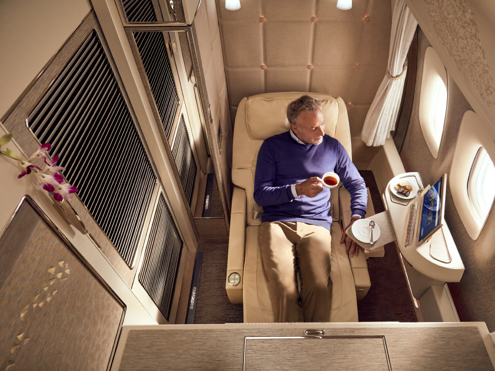 Breaking the Rules: How I booked Emirates 'Gamechanger' First Class