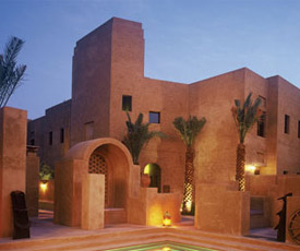 Bab Al Shams Desert Resort & Spa