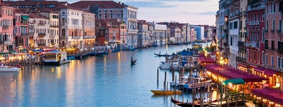Flights to Venice